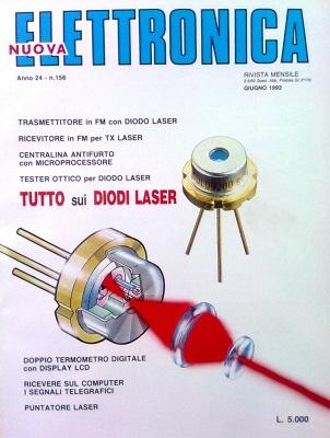 NUOVA ELETTRONICA circuito stampato per LX 1633 LX1633 nuovaelettronica