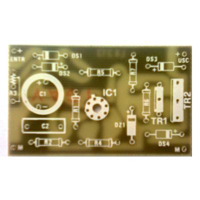 NUOVA ELETTRONICA circuito stampato per LX 1148 LX1148 nuovaelettronica