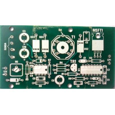 NUOVA ELETTRONICA circuito stampato per LX 5017 lx5017 nuovaelettronica